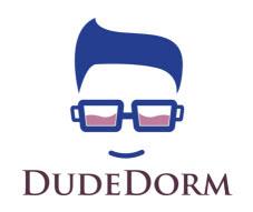 DudeDorm Logo